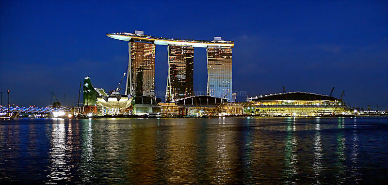 marina bay sands hotel casino