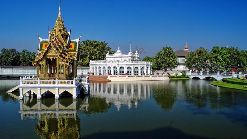 Ban Pa-in Ayutthaya royal summer palace