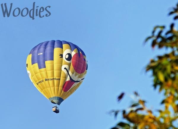 Happy Ballooning