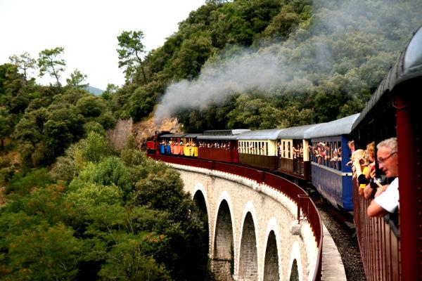 train vapeur cévennes