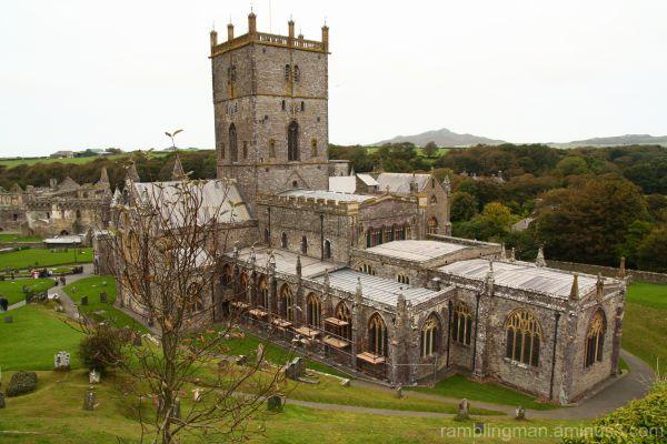 St Davids Church, Pembrokeshire