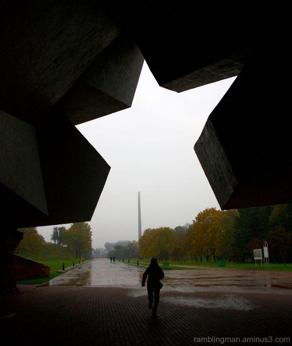 Brest Monument Entrance