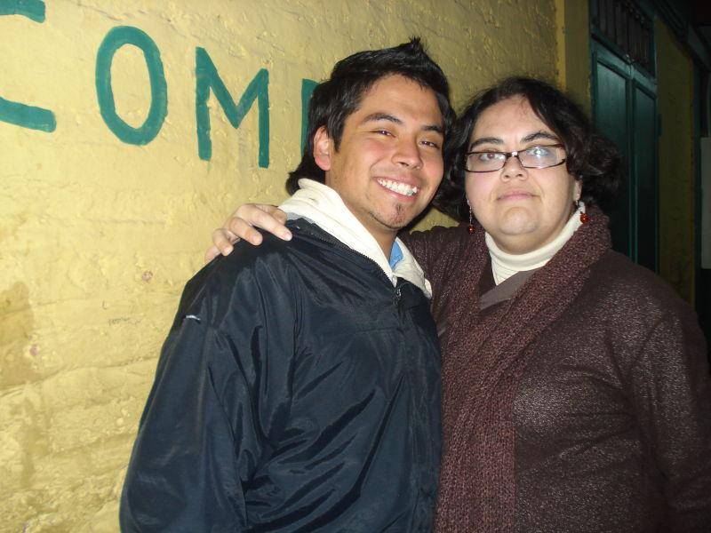 Me & Cristobal