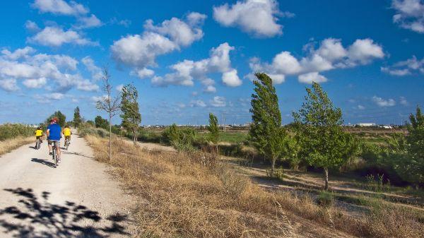 Camí del Riu (River Road)
