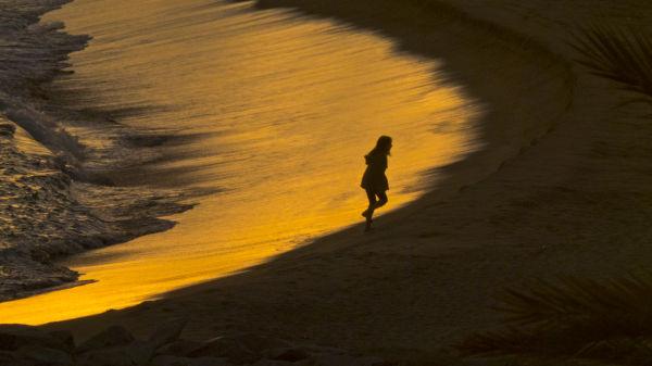 Posta de sol a Barcelona - 3