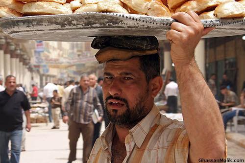 Iraq,Baghdad,Portrait,Ghassan Malik