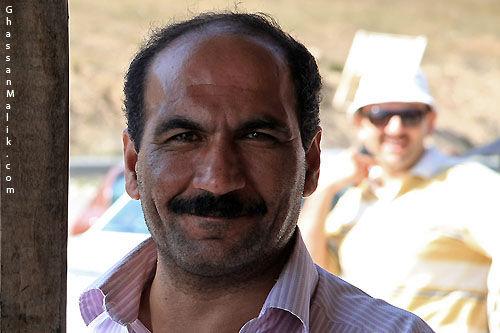 Man,shadow,iraq,iran,GhassanMalik.com,portrait