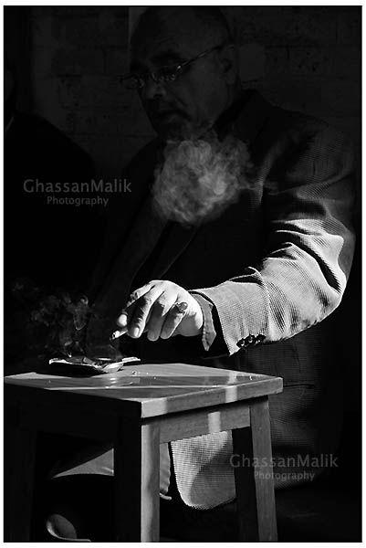 Iraq,Smoke,Portrait,light,man,life
