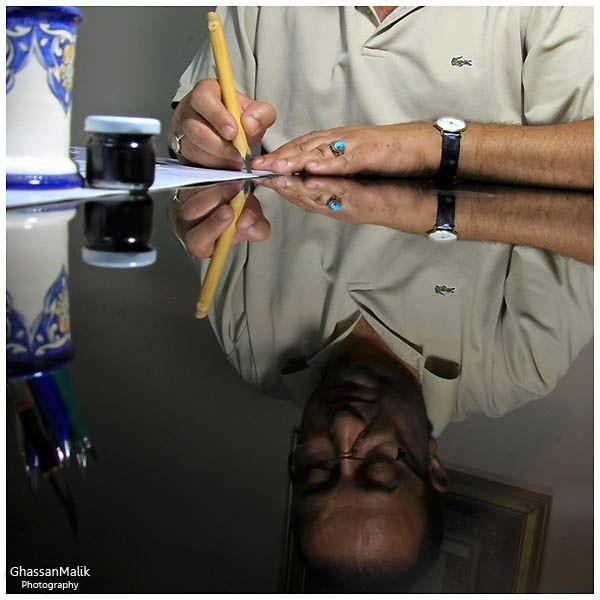 Iraq,artist,portrait