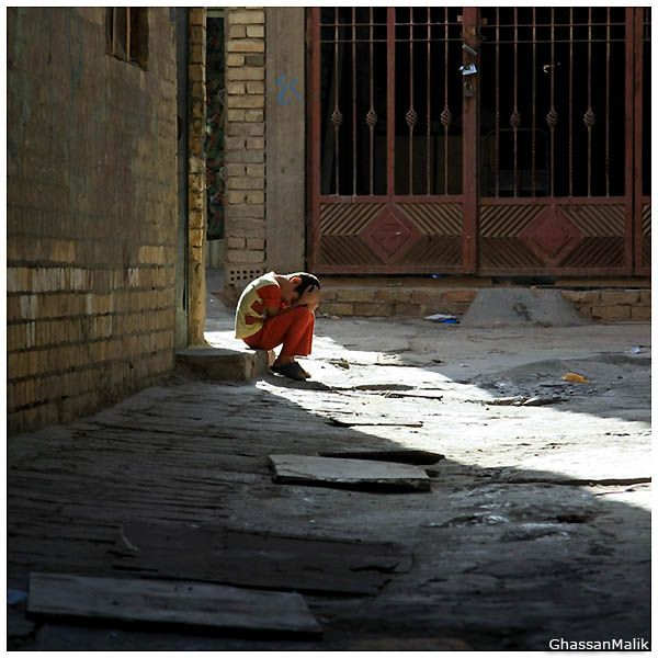 iraq,boy,alley,عراق