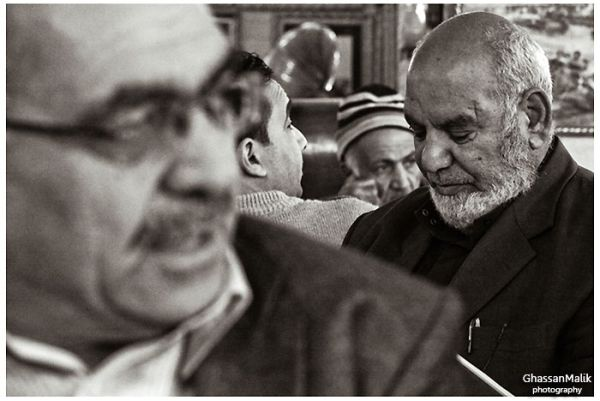 Iraq,people,cafe