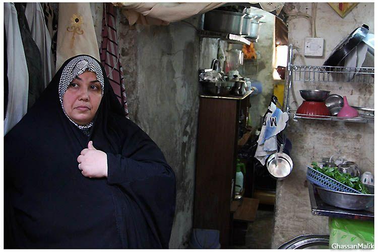 Iraq,woman