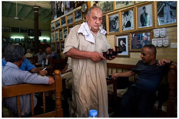 Iraq,people,tea,man,cafe