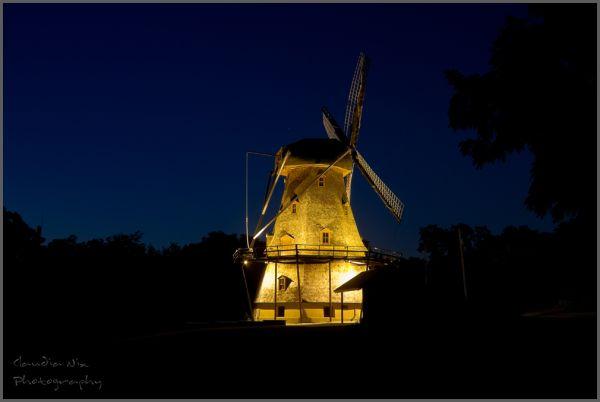 Fabyan Windmill in Batavia, IL
