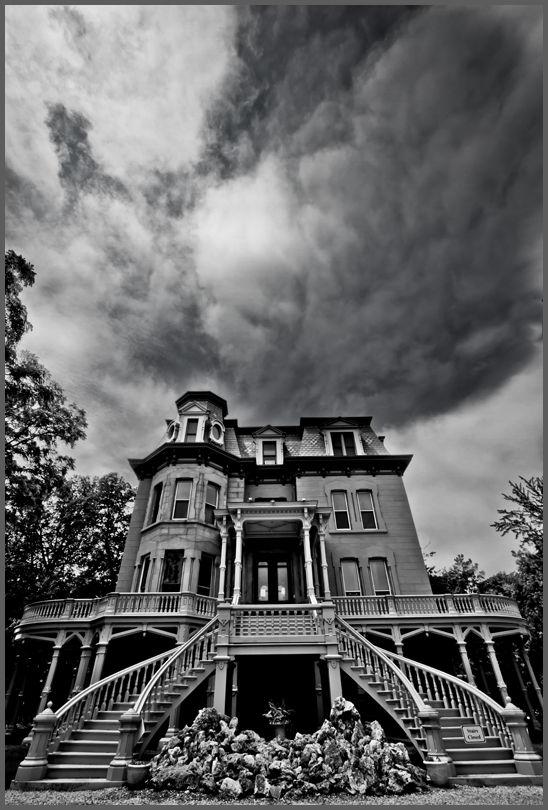 Hegler Carus Mansion in LaSalle, IL