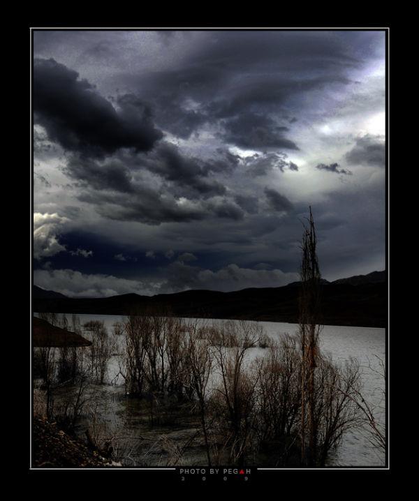 TALEGHAN LAKE-IRAN
