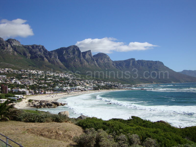 cape town,camps bay