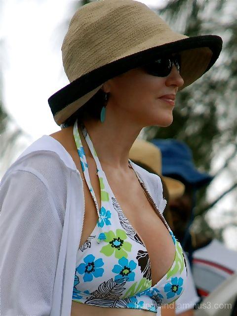 lady in fashion