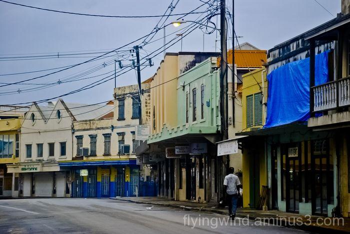 Sunday's street