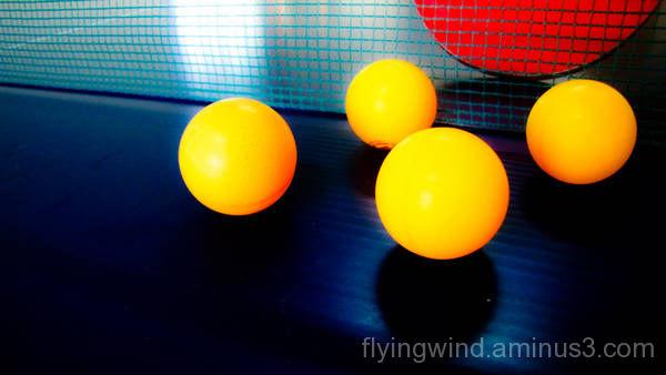 ping-pongs