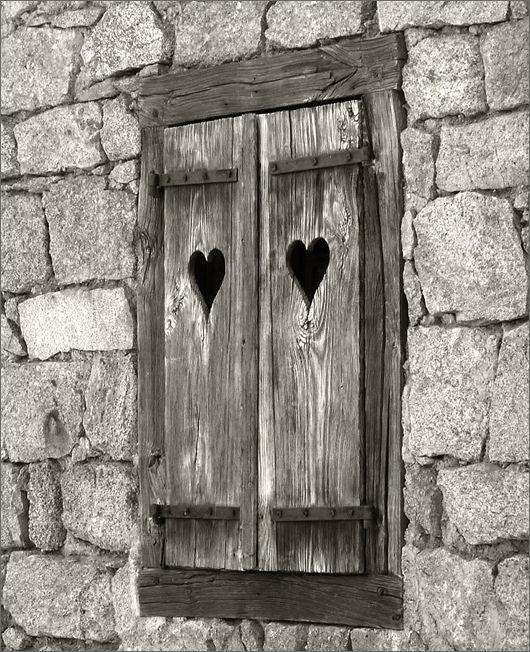 Voir avec les yeux du coeur...