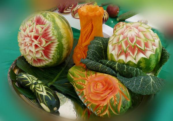 Manger 5 fruits et légumes par jour...