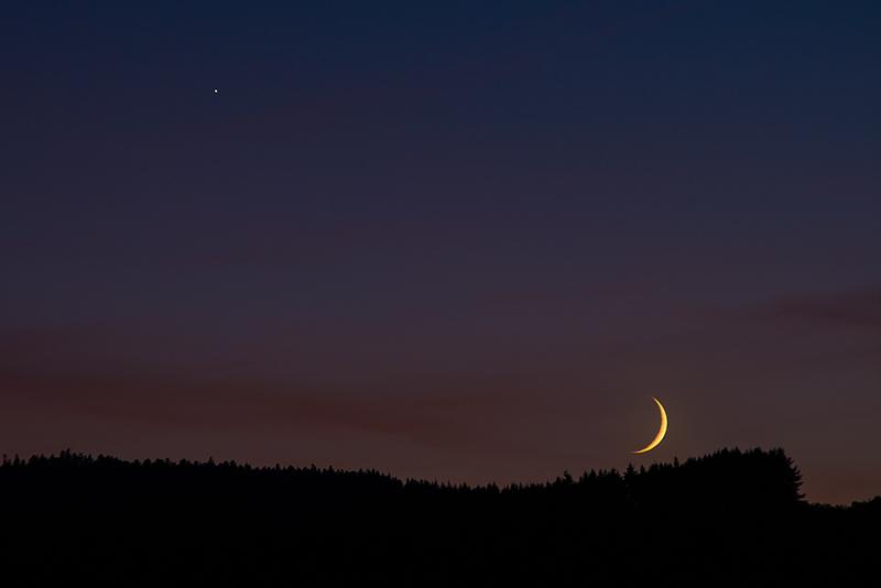 Au clair de la nuit