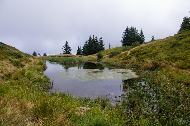Bain de montagne