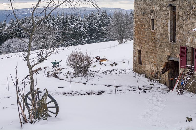 Prendre ses quartiers d'hiver