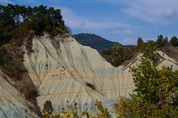 Un mini canyon en Auvergne