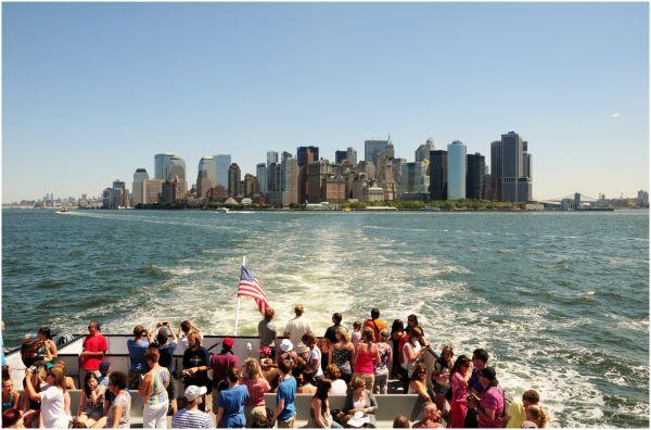 Statue Cruises - New York
