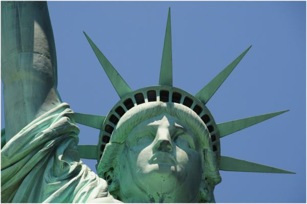 Miss Liberty - New York
