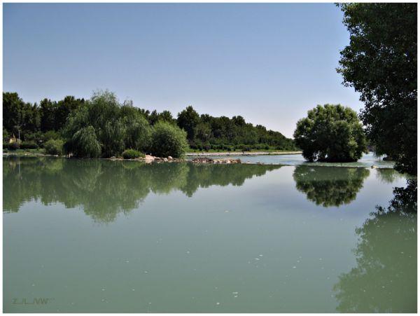 Generative river