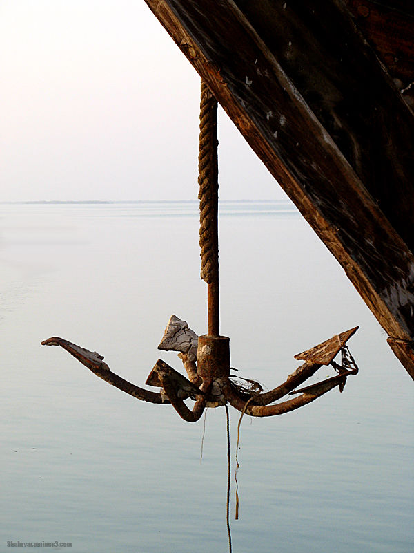 Boat  & Anchor