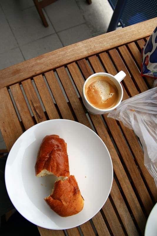 breakfast at Juli