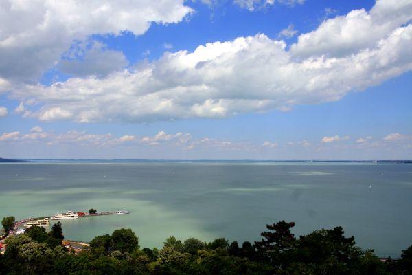 Tihany view