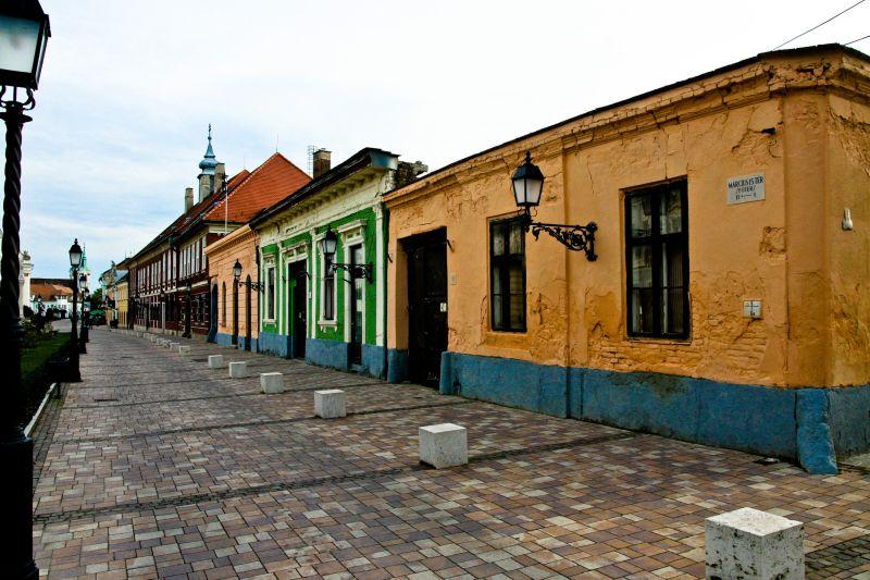 Vác streetview
