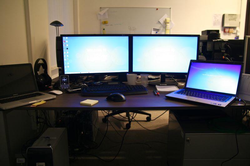 meet my desk