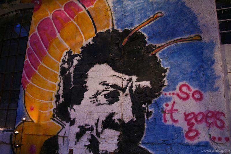 Hi Mr. Vonnegut.