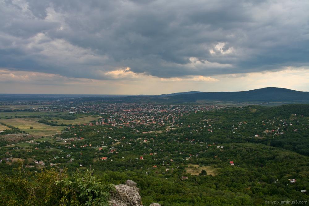 Pomaz landscape