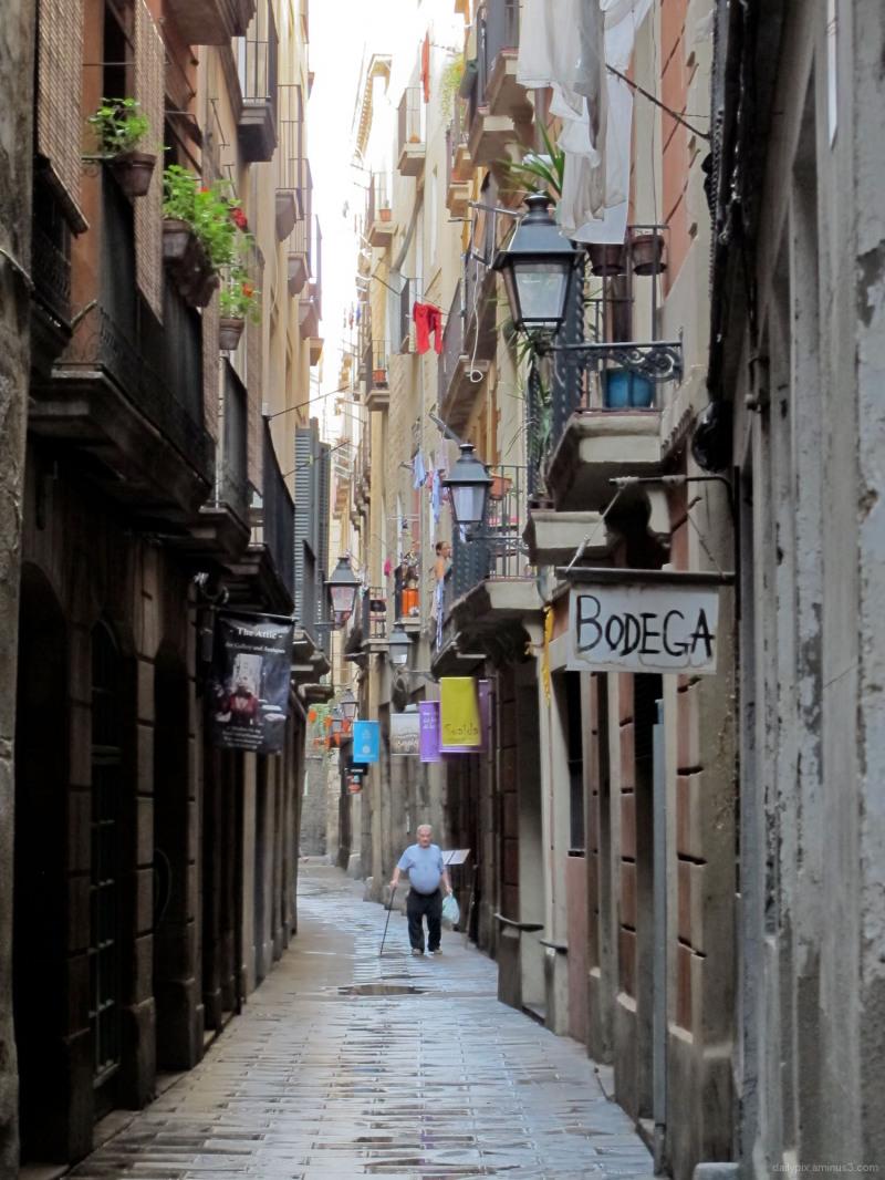 streets of Barcelona III.