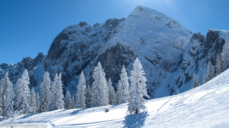 skiing series