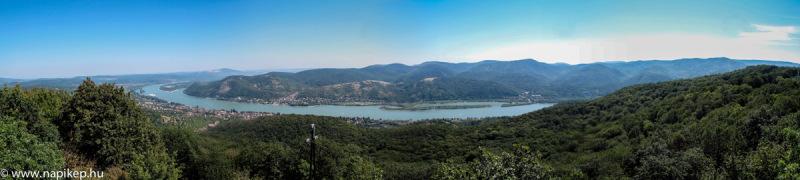 Danube curve
