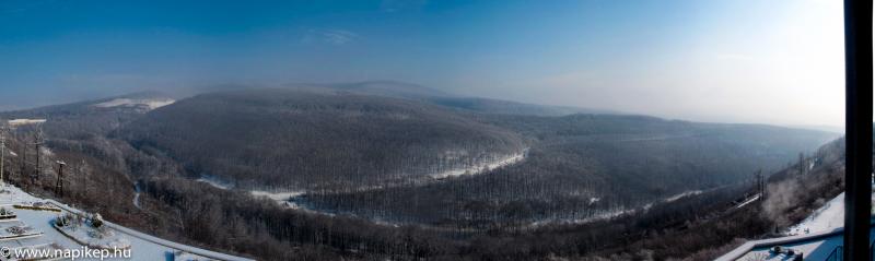 Kekes panorama I.