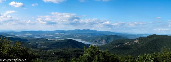 Dobogó-kő panorama