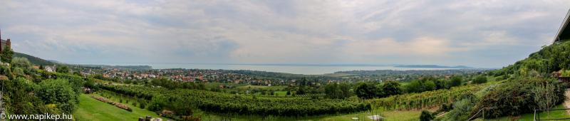 Szent Donát panorama