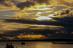 never ending sunsets