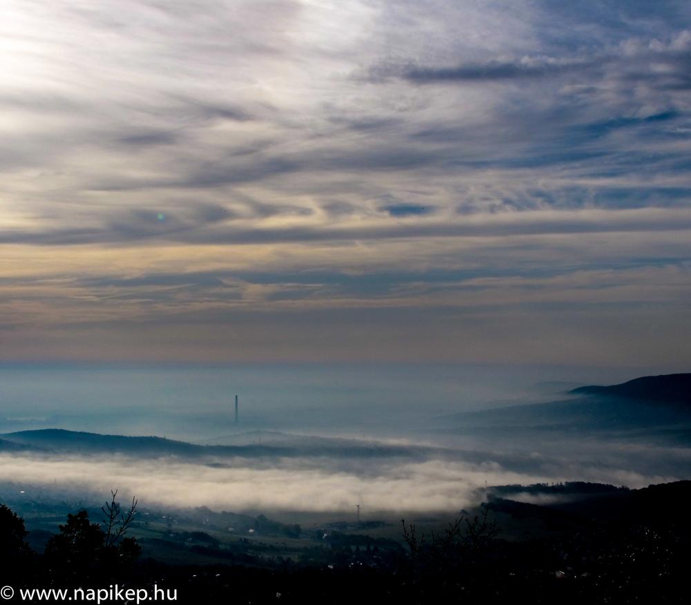 foggy morning III.
