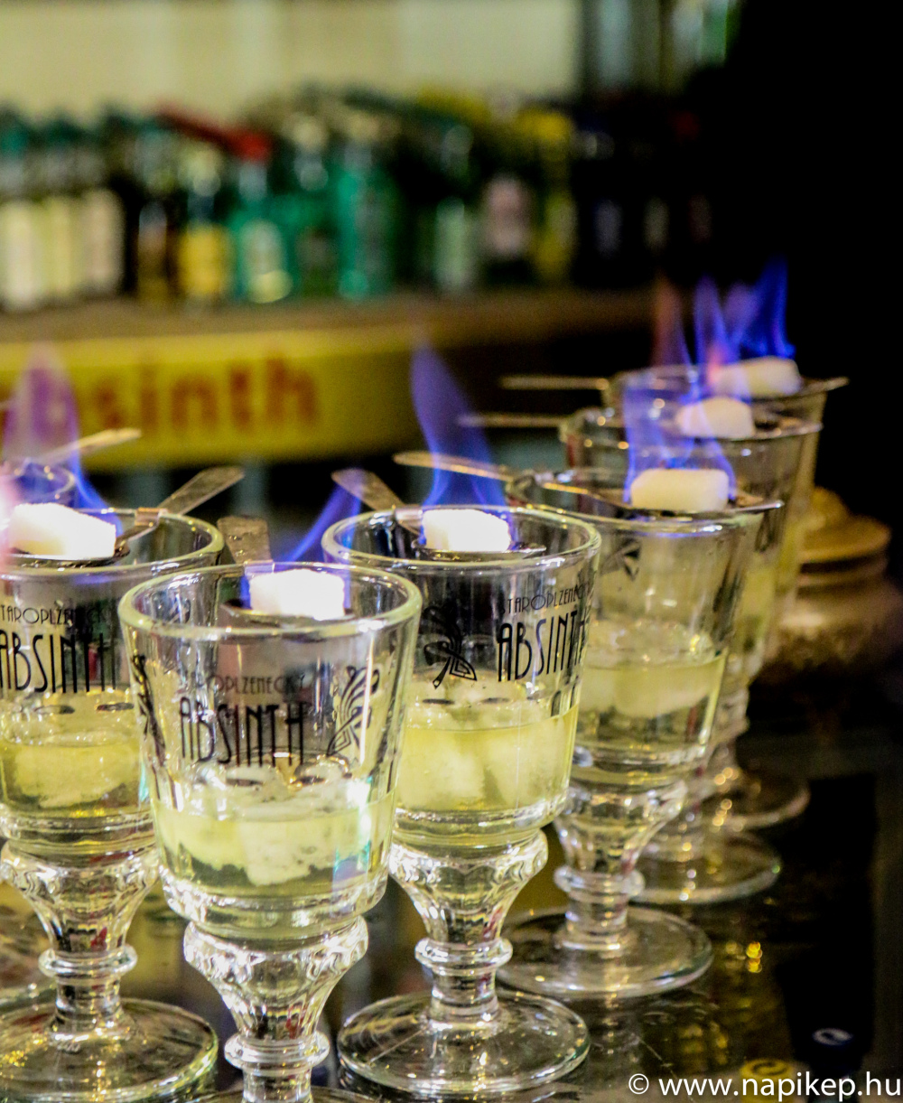 Absinth bar II.