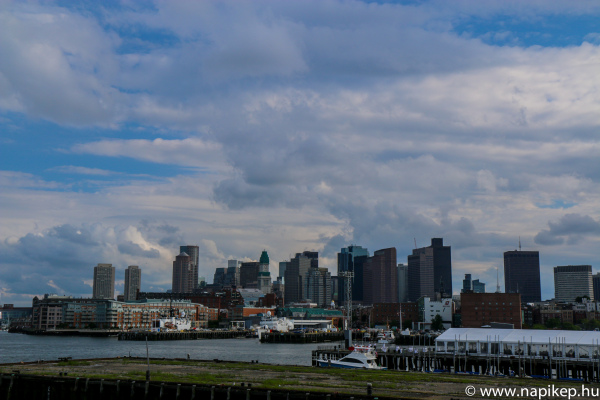 Boston from the other side